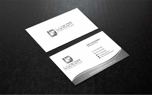 Full Stationary  Business Cards and Stationery  Draft # 180 by Dawson