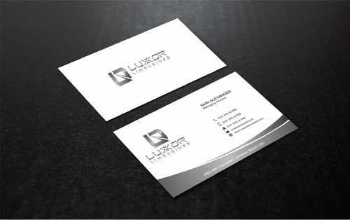 Full Stationary  Business Cards and Stationery  Draft # 181 by Dawson