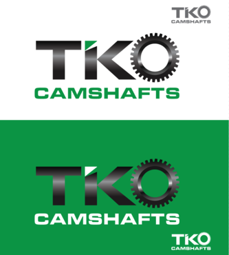 TKO Camshafts A Logo, Monogram, or Icon  Draft # 50 by neonlite
