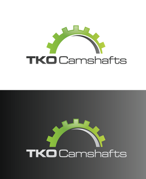 TKO Camshafts A Logo, Monogram, or Icon  Draft # 51 by neonlite