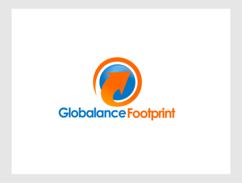 Globalance Footprint A Logo, Monogram, or Icon  Draft # 89 by odc69