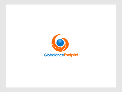 Globalance Footprint A Logo, Monogram, or Icon  Draft # 92 by odc69