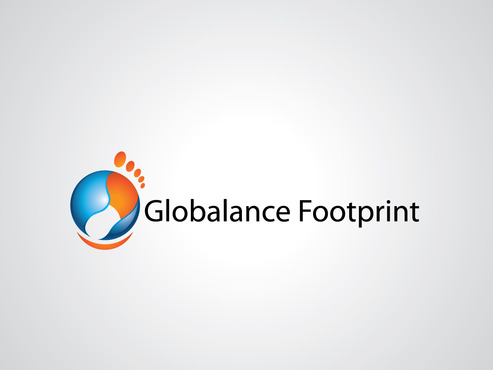 Globalance Footprint A Logo, Monogram, or Icon  Draft # 97 by dimzsa