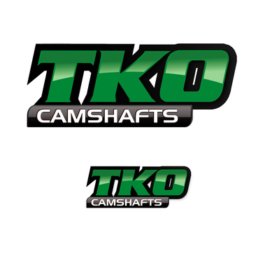 TKO Camshafts A Logo, Monogram, or Icon  Draft # 86 by RPMBdesign