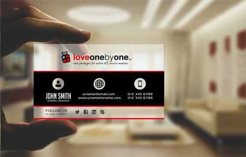 LOVE1X1.ORG Business Cards and Stationery  Draft # 151 by Dawson