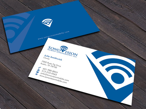 Julie Smithwick, M.Ed., RDCS Business Cards and Stationery Winning Design by Xpert