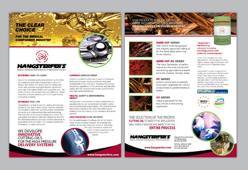 Hangsterfer's Metalworking Lubricants