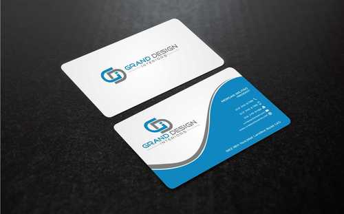 Grand Design Interiors Business Cards and Stationery  Draft # 203 by Dawson