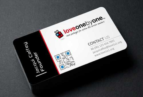 LOVE1X1.ORG Business Cards and Stationery  Draft # 206 by Dawson