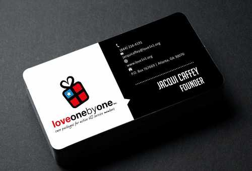 LOVE1X1.ORG Business Cards and Stationery  Draft # 207 by Dawson