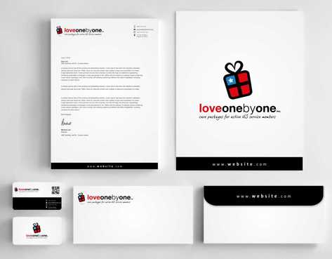 LOVE1X1.ORG Business Cards and Stationery  Draft # 212 by Dawson