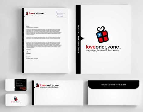LOVE1X1.ORG Business Cards and Stationery  Draft # 213 by Dawson