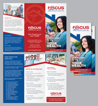 focus Brochure Marketing collateral Winning Design by Achiver