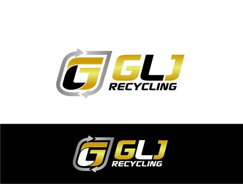 GLJ Recycling A Logo, Monogram, or Icon  Draft # 6 by nellie