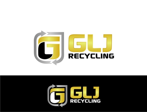 GLJ Recycling A Logo, Monogram, or Icon  Draft # 7 by nellie