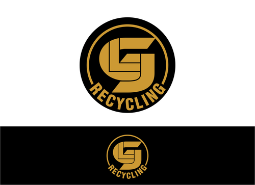 GLJ Recycling A Logo, Monogram, or Icon  Draft # 12 by dany96