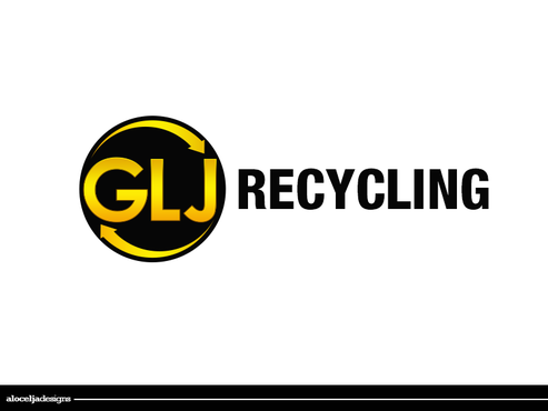 GLJ Recycling A Logo, Monogram, or Icon  Draft # 14 by alocelja
