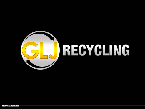 GLJ Recycling A Logo, Monogram, or Icon  Draft # 18 by alocelja