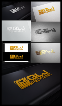 GLJ Recycling A Logo, Monogram, or Icon  Draft # 42 by monart