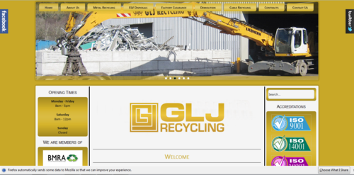 GLJ Recycling A Logo, Monogram, or Icon  Draft # 45 by monart
