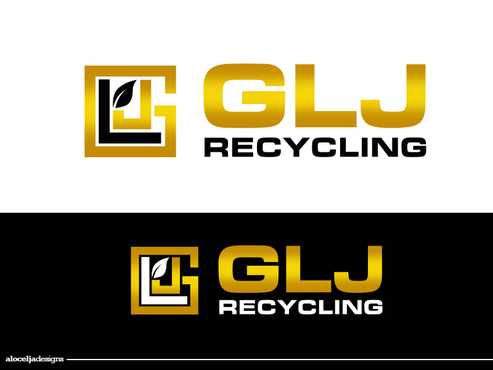 GLJ Recycling A Logo, Monogram, or Icon  Draft # 52 by alocelja