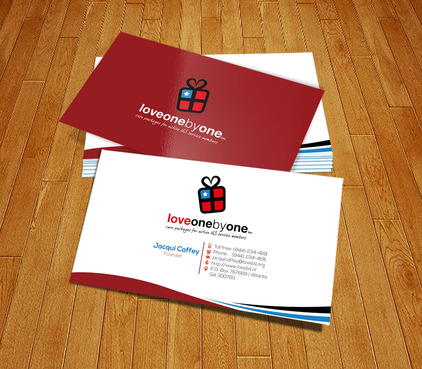 LOVE1X1.ORG Business Cards and Stationery  Draft # 224 by PerfectDesigning