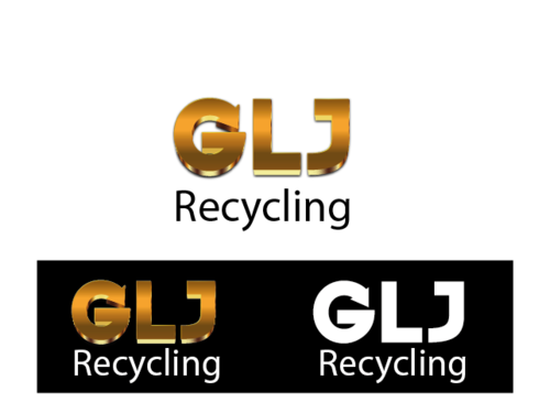 GLJ Recycling A Logo, Monogram, or Icon  Draft # 115 by musammim97