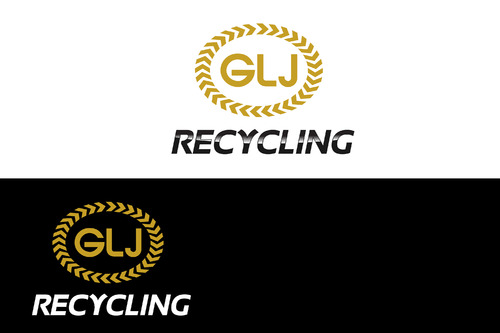 GLJ Recycling A Logo, Monogram, or Icon  Draft # 121 by subhanallah