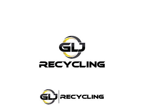 GLJ Recycling A Logo, Monogram, or Icon  Draft # 122 by momin123