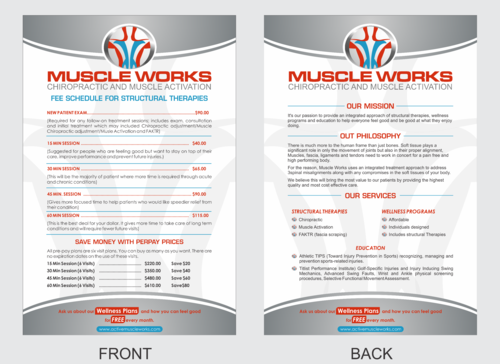 Muscle Works Poster Other  Draft # 34 by purplepatch