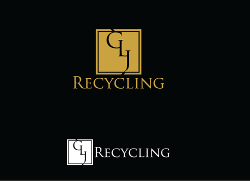 GLJ Recycling A Logo, Monogram, or Icon  Draft # 177 by Shoaibali