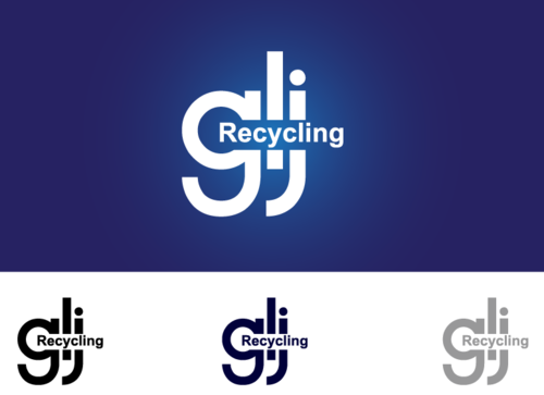 GLJ Recycling A Logo, Monogram, or Icon  Draft # 179 by Aaask