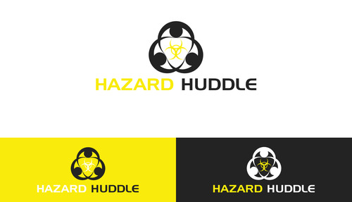 Hazard Huddle A Logo, Monogram, or Icon  Draft # 84 by PAVIAN