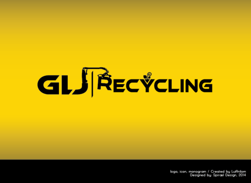 GLJ Recycling A Logo, Monogram, or Icon  Draft # 211 by SpiraelD