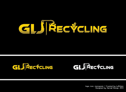 GLJ Recycling A Logo, Monogram, or Icon  Draft # 212 by SpiraelD