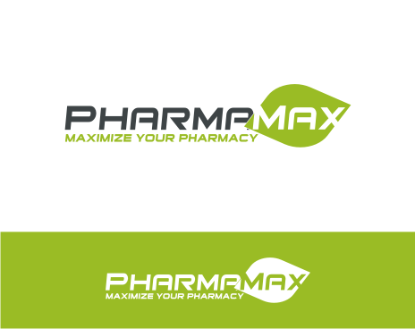 PharmaMax A Logo, Monogram, or Icon  Draft # 11 by onetwo
