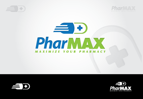 PharmaMax A Logo, Monogram, or Icon  Draft # 25 by Kakie