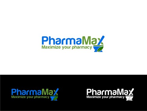 PharmaMax A Logo, Monogram, or Icon  Draft # 75 by nellie