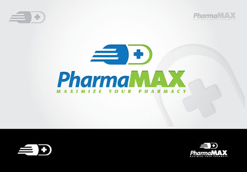 PharmaMax A Logo, Monogram, or Icon  Draft # 115 by Kakie