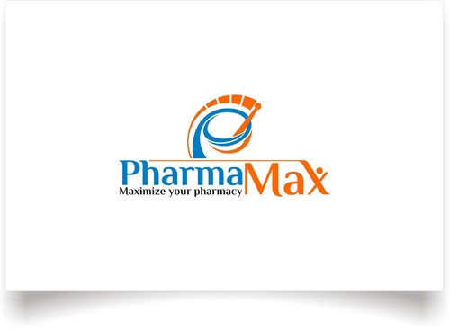 PharmaMax A Logo, Monogram, or Icon  Draft # 121 by irdiya