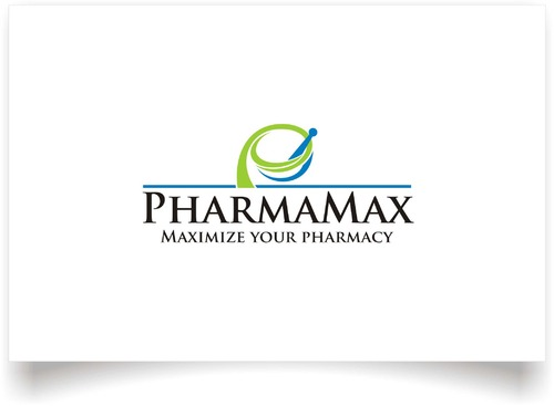 PharmaMax A Logo, Monogram, or Icon  Draft # 122 by irdiya