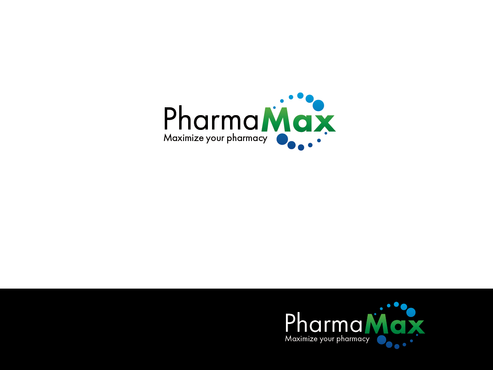 PharmaMax A Logo, Monogram, or Icon  Draft # 145 by Rajeshpk