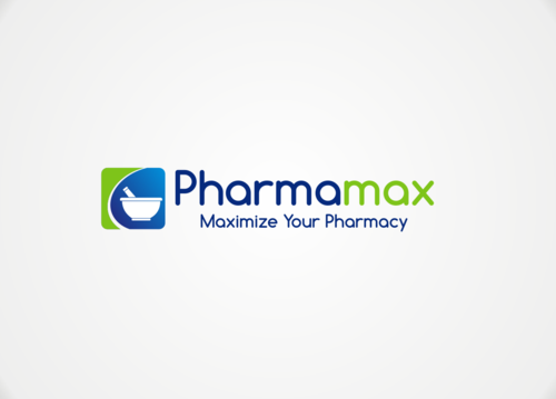PharmaMax A Logo, Monogram, or Icon  Draft # 178 by endigo10