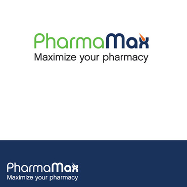 PharmaMax A Logo, Monogram, or Icon  Draft # 188 by BRNDLtd