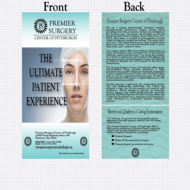 Flyer for Referring Doctors Marketing collateral  Draft # 24 by nard4637