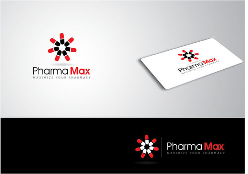 PharmaMax Logo Winning Design by poorva