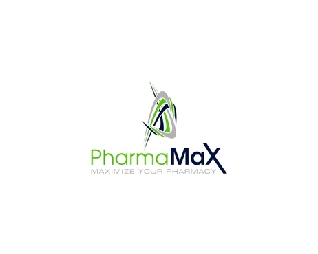 PharmaMax A Logo, Monogram, or Icon  Draft # 474 by gitokahana