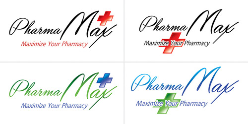 PharmaMax A Logo, Monogram, or Icon  Draft # 480 by fuzailferoz