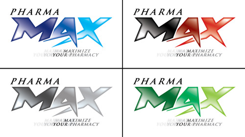 PharmaMax A Logo, Monogram, or Icon  Draft # 481 by fuzailferoz