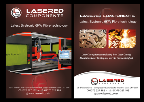 Lasered Components Marketing collateral  Draft # 9 by musammim97